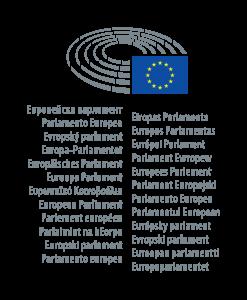 Europarl logo multiingual